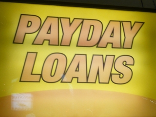 Student loans creating payday loan addicts?
