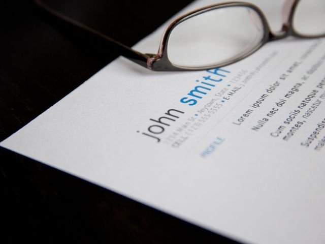 Making your resume stand out above the rest in 2017