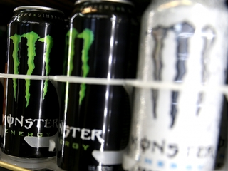 Suit filed against Monster Energy drinks