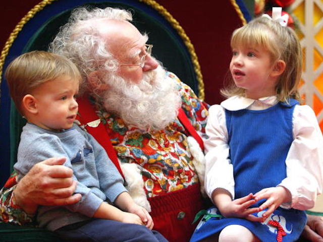 Santa Claus Banned from Oregon Classrooms