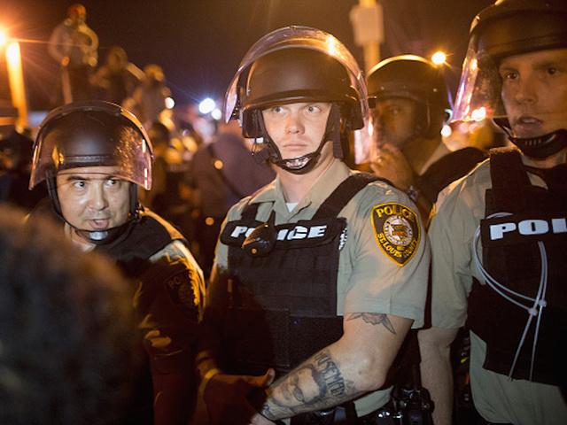 Government sues Ferguson, Missouri