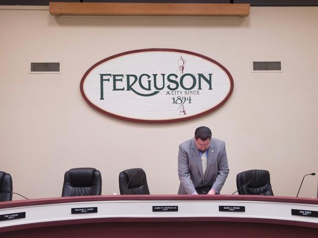 DOJ Sues Ferguson, Missouri, For Denying Justice System Overhaul