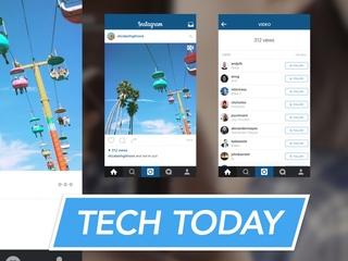 Instagram views, Valentine's Day on Skype, more
