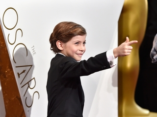 Jacob Tremblay wins best red carpet interview