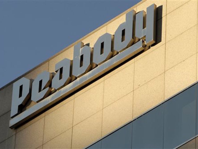 Peabody Energy, Largest US Coal Miner, Seeks Bankruptcy Protection