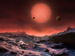 Three planets discovered could hold life