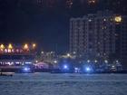 Police: Small plane crashes in Hudson River