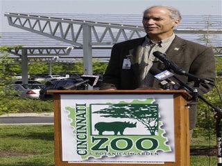 Ohio zoo kills gorilla to protect small child