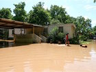 More flooding in Houston as Brazos River swells