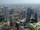 Beijing's water intake is making the city sink