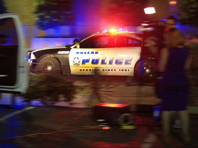 Mother of Alton Sterling's Son Slams 'Reprehensible Acts of Violence' in Dallas