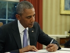 Obama: first president to publish academic paper
