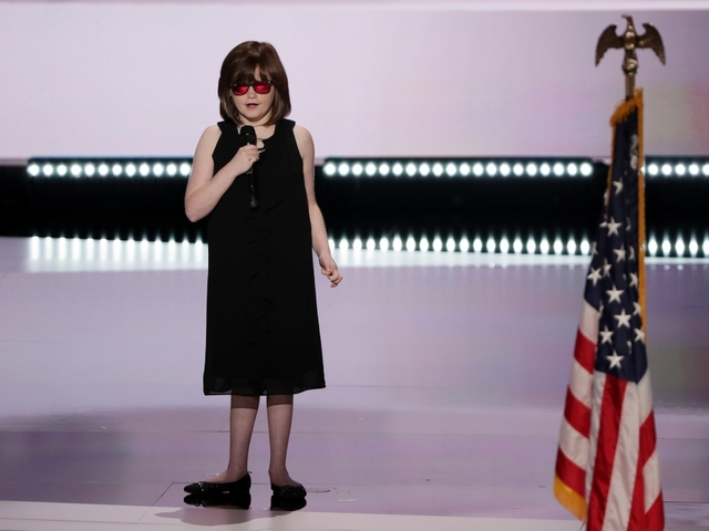 Johnson County native Marlana Vanhoose to sing at GOP convention