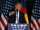 Trump says debates shouldn't compete with NFL