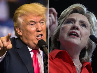WATCH: Clinton, Trump set for last debate