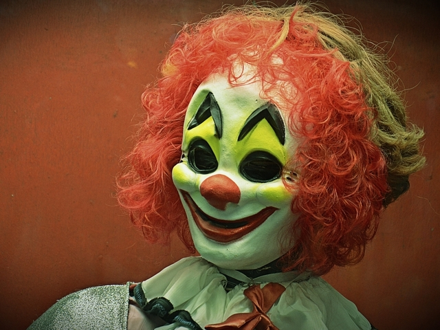 South Carolina Clowns Reportedly Trying To Lure Kids Into The Woods