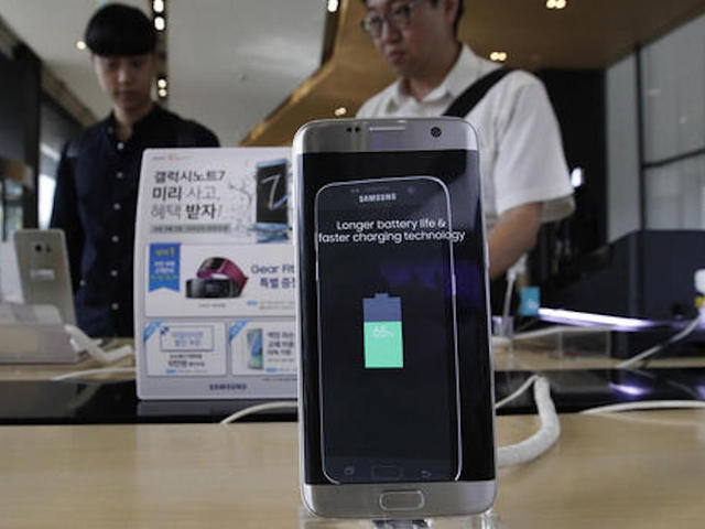 China's ATL Batteries To Power Galaxy Note 7 Replacement