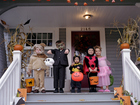 13 ways to deck out your porch for Halloween