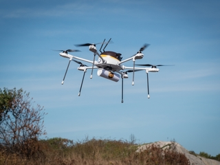 UPS is testing drones for emergency deliveries