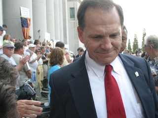 Alabama's chief justice on trial again