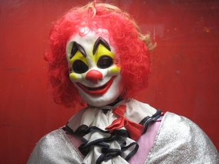 Students arrested for 'creepy clown' threats