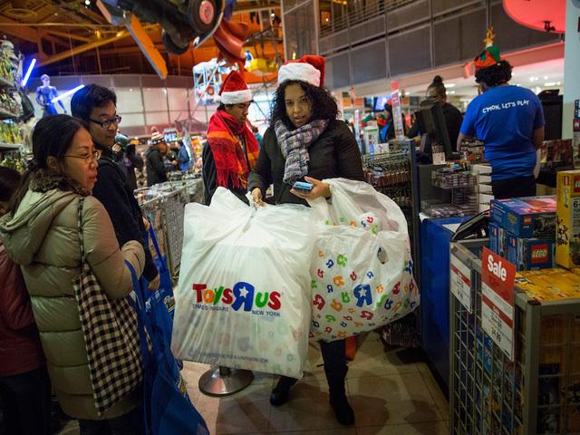 Toys R Us PreBlack Friday Sale Ad Leaked Abcactionnewscom WFTSTV - Toys r us black friday store map