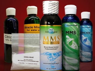 'Miracle' cure for autism is actually bleach