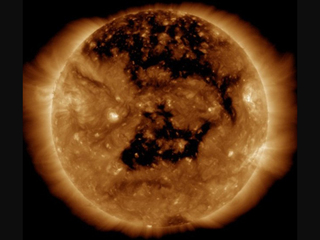 Geomagnetic storm may disrupt power around world
