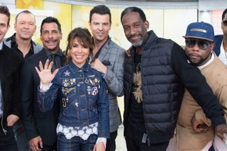 NKOTB, Paula Abdul and Boyz II Men announce tour