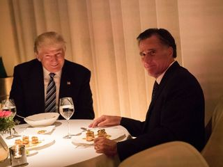 Romney still in running for secretary of state