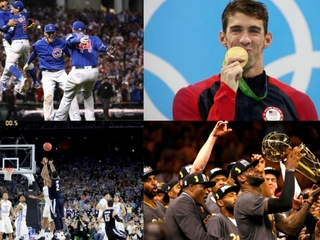 Looking back on 2016 in sports