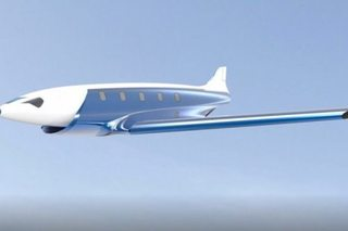 New plane could fly from NY to London in minutes