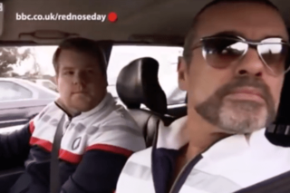 Thank George Michael for 'Carpool Karaoke'