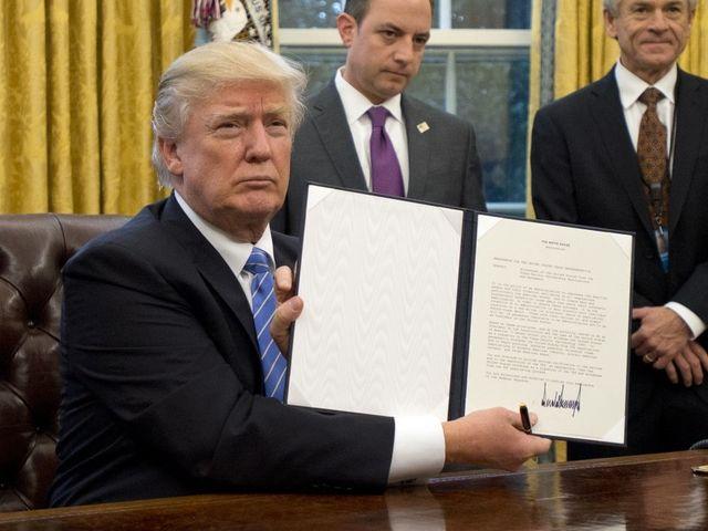 Democrats Will Filibuster Trump's Supreme Court Pick