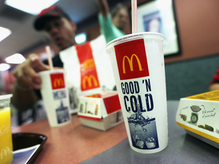 McDonald's to offer $1 sodas of any size