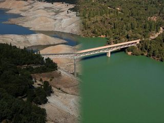 California sees lowest drought numbers in years