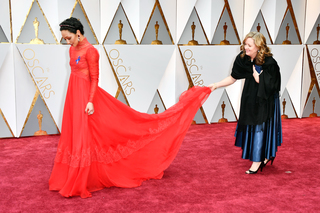 PHOTOS: Red carpet fashions from the 89th Oscars