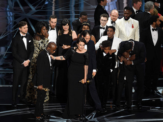 'Moonlight' wins best picture at 89th Oscars