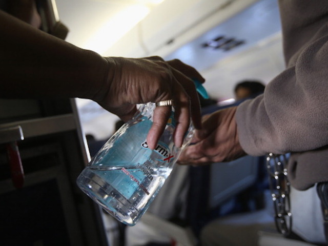 CDC Report Shows Older Kids May Be Intentionally Drinking Hand Sanitizer