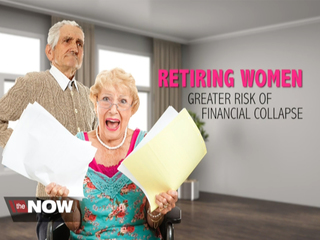 Women financially at risk during retirement