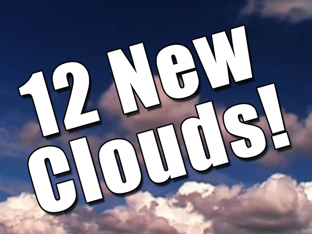 New clouds named in the Cloud Atlast