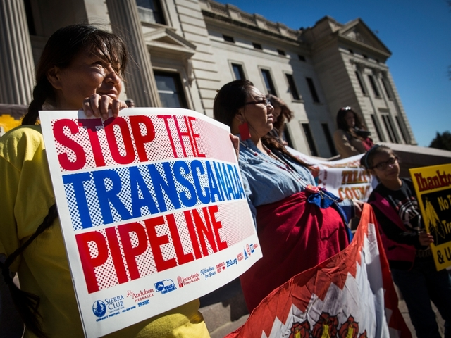 Trump approval for Keystone pipeline doesn't guarantee it'll be built