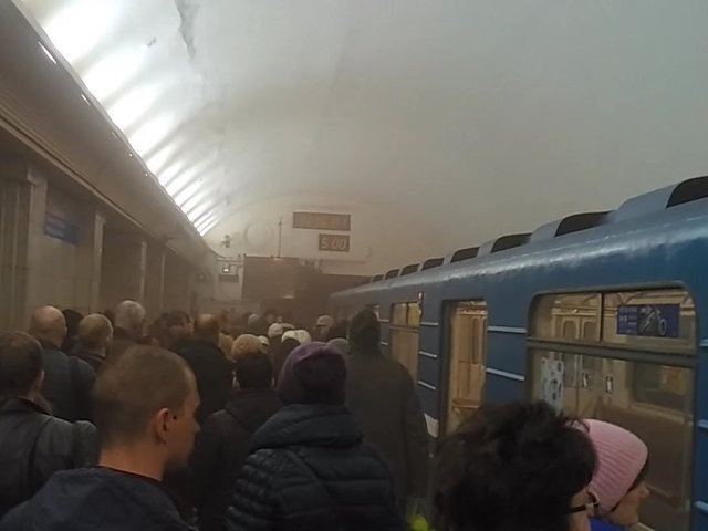 Dozens killed or injured in Russia subway blast