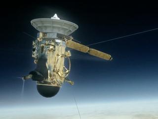Cassini spacecraft burns up in skies over Saturn