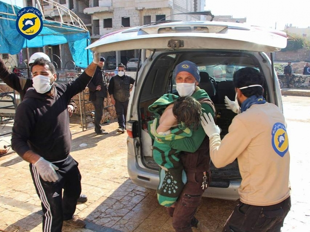 USA issues hundreds of sanctions in response to Syrian gas attack