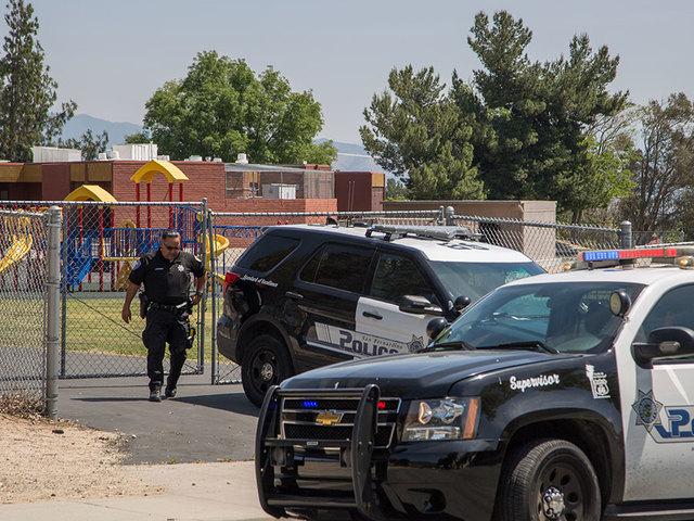 911 caller in San Bernardino school shooting: 'I'm scared'