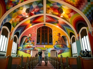 Marijuana church opens in Denver