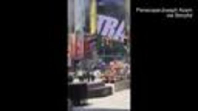 Times Square crash: What we know so far