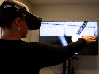 Virtual therapy can have real-world benefits