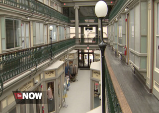 Living in America's first mall